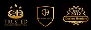 CasinoHunters Keurmerken HeadBanner