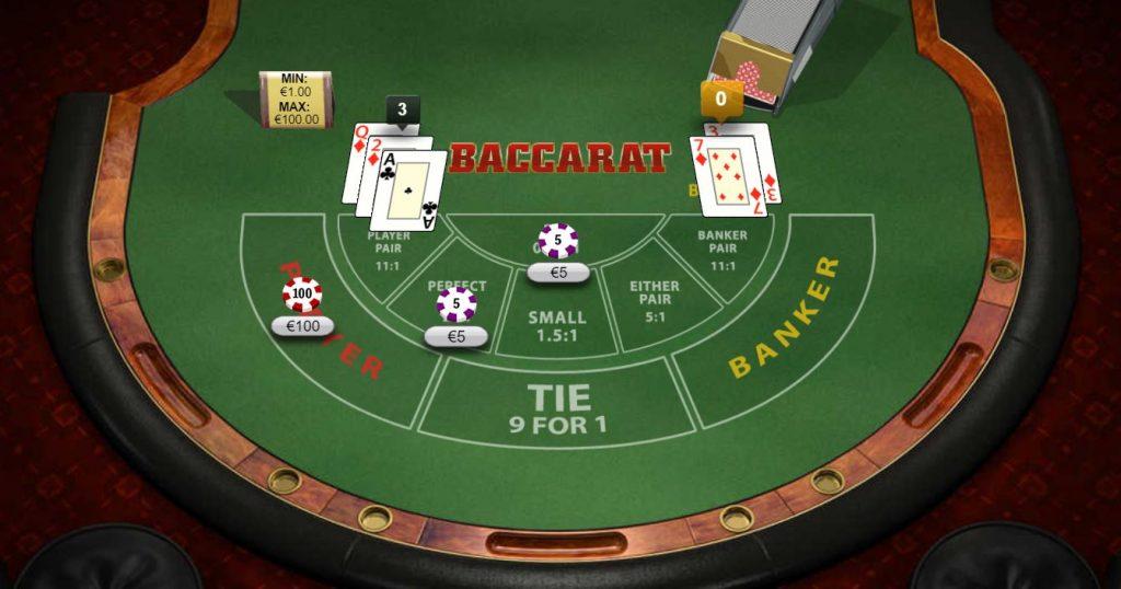 Online Baccarat Spelen Baccarat Site